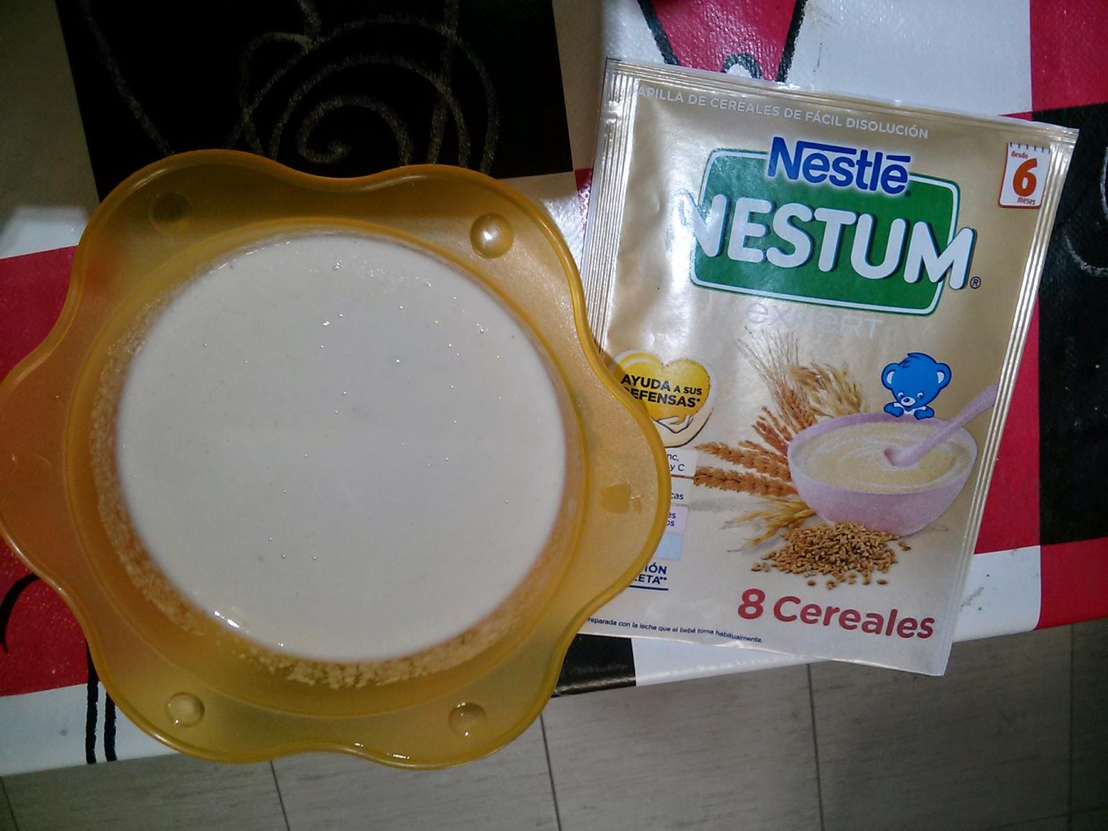 Papillas Nestum