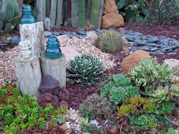 garden and bliss ocean theme landscaping
