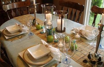 إتيكيت استخدام فوطة المائدة - مائدة سفرة عشاء وليمة عمل ترابيزة