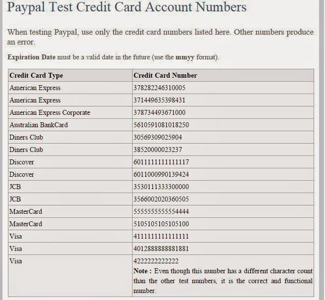 2020 Cc 2017 December. Free Credit Card Numbers