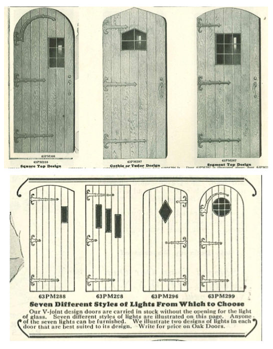 Sears house seeker sears hillsboro in the city of saint louis missouri pieced together from parts of the door page of the 1930 building materials catalog available here on archive malvernweather Images