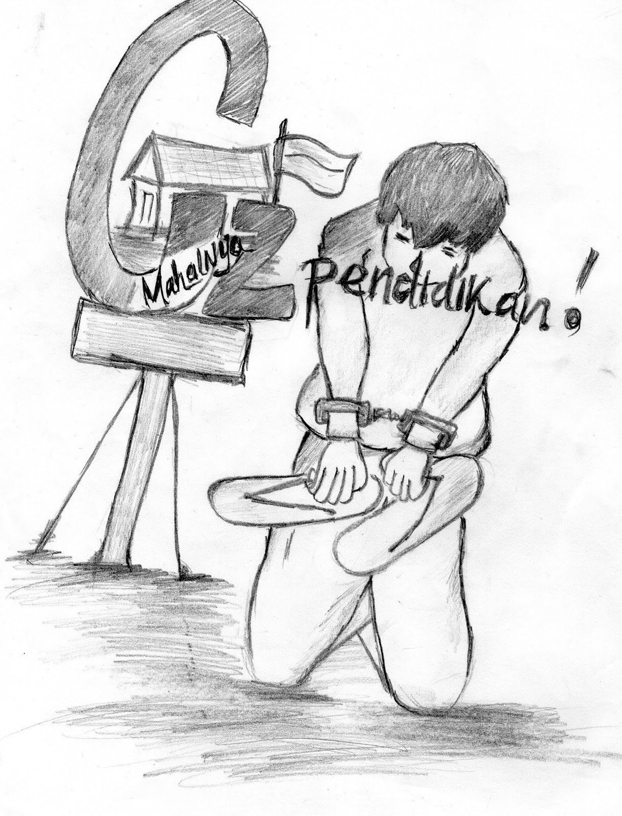 Kumpulan Karikatur LPM MEI LPM MEI