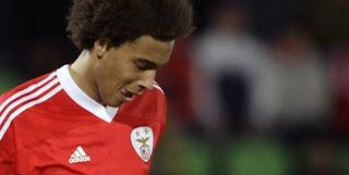 Informasi Berita Manchester United ID, Axel Witsel