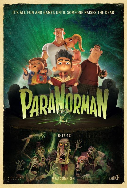 ตัวอย่างหนังใหม่ : Paranorman (สยบคำสาป หมู่บ้านต้องมนต์) ซับไทย