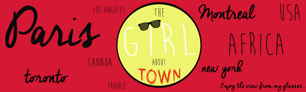 The Girl About Town