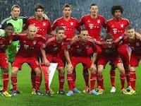 Inilah Susunan Pemain Bayern Muenchen dan Porto FC