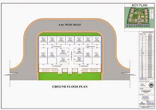 Livingston :: Floor Plans,Commercial:-Ground Floor Plan