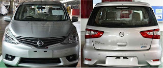 harga all new nissan grand livina