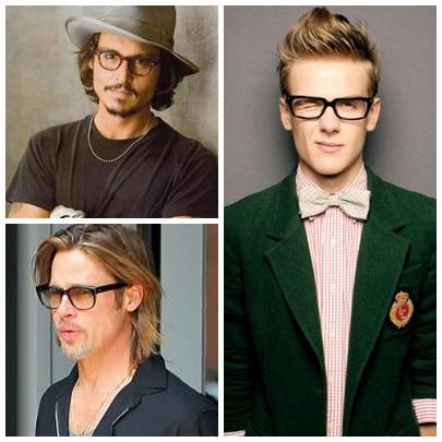 Óculos de grau masculino