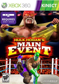 download Hulk Hogan Main Event Xbox 360 ISO Region Free