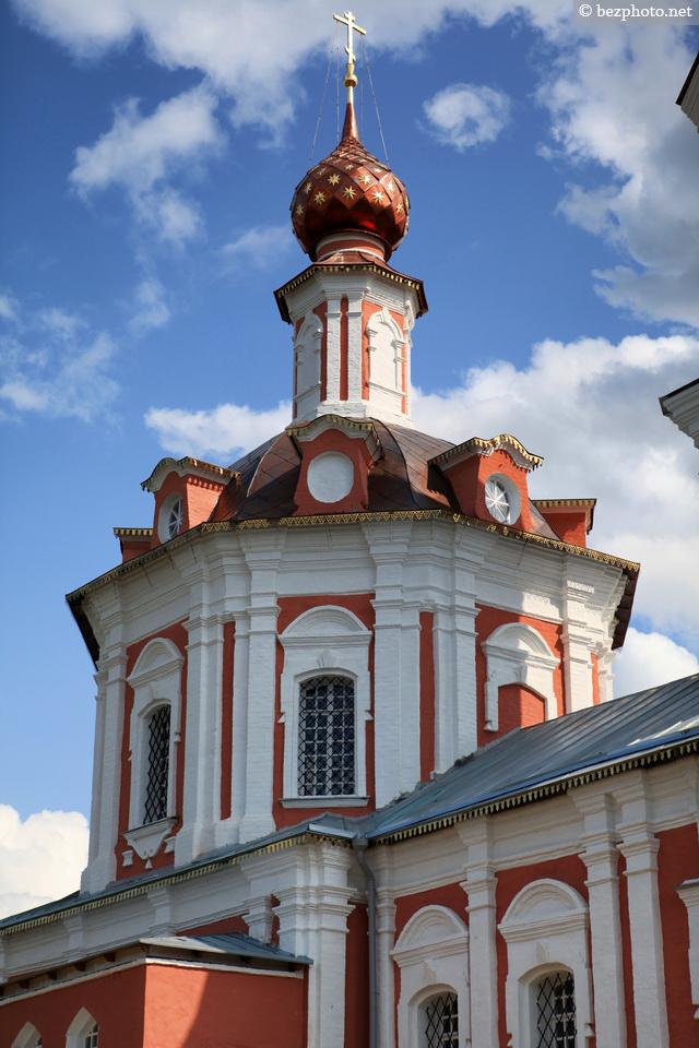 церкви нерехты