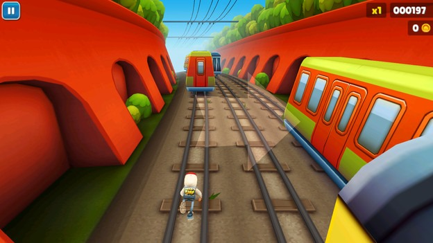 Free Download Subway Surfers Windows PC Game Full Version