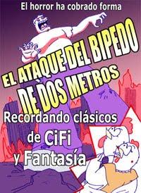 Recordando clásicos del cine CiFi y fantasía