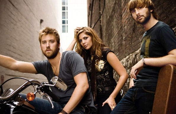CAN'T TAKE MY EYES OFF YOU LADY ANTEBELLUM