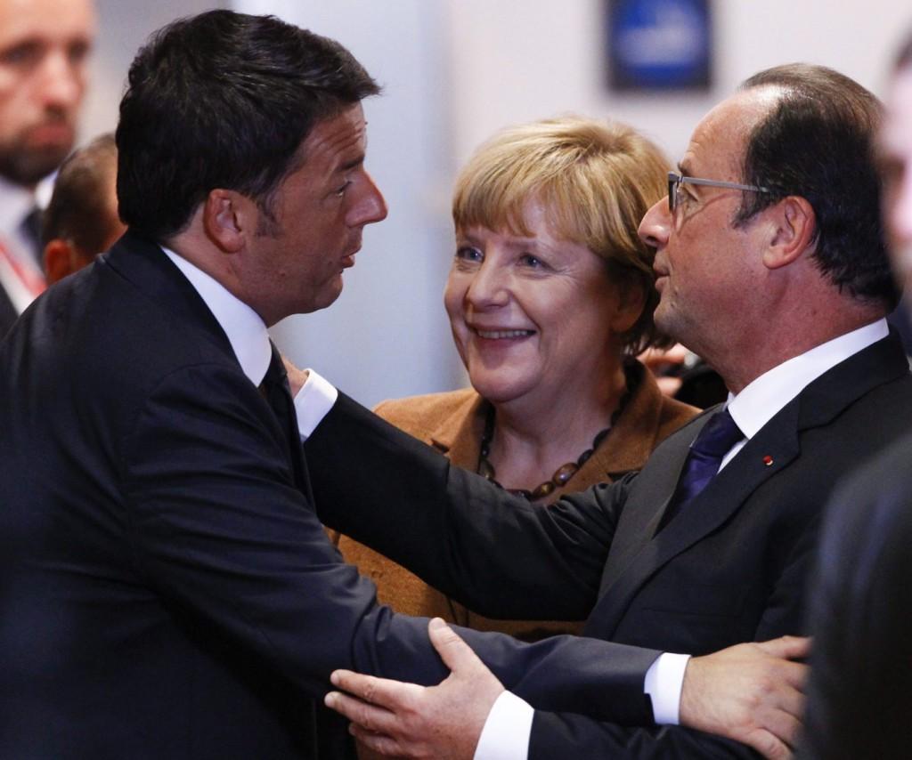Matteo Renzi, migránsok, illegális bevándorlás, menekültválság, Angela Merkel, Olaszország, Európai Unió,