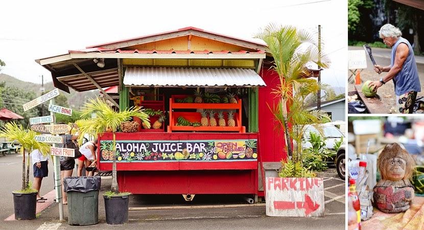 aloha juice bar kauai