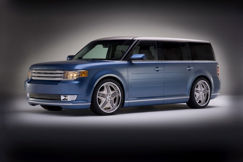 Ford on Ford Flex