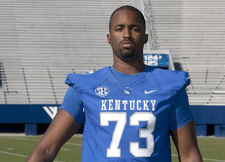 Two Kentucky players suspended for season opener.