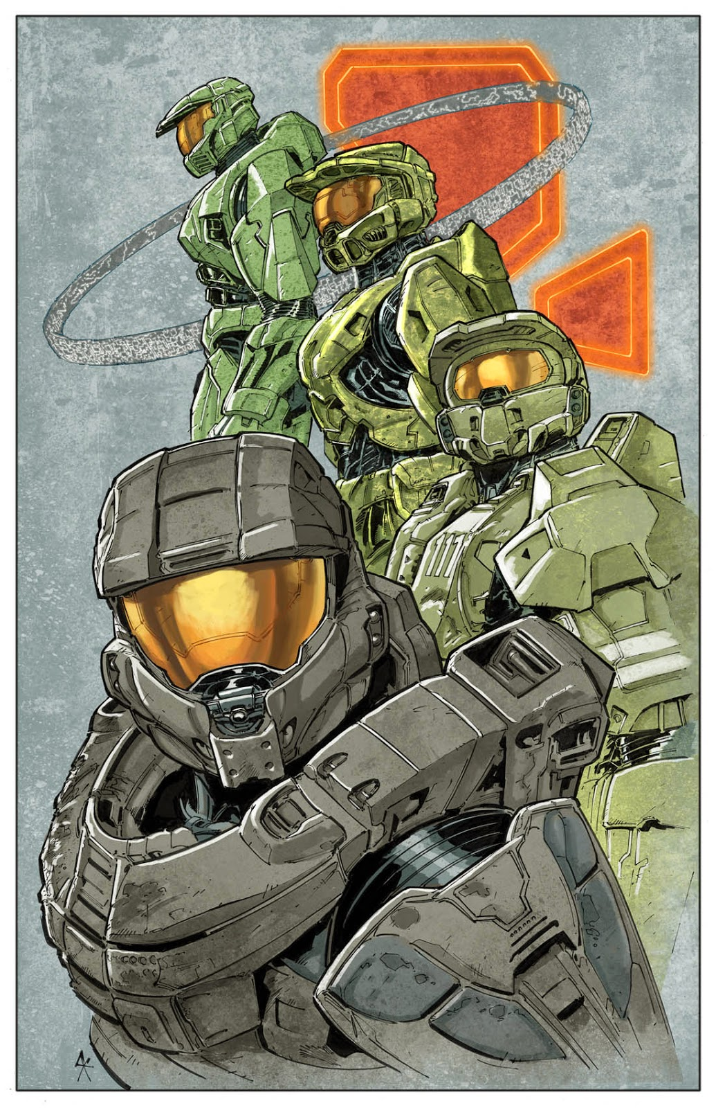 pissed master chief