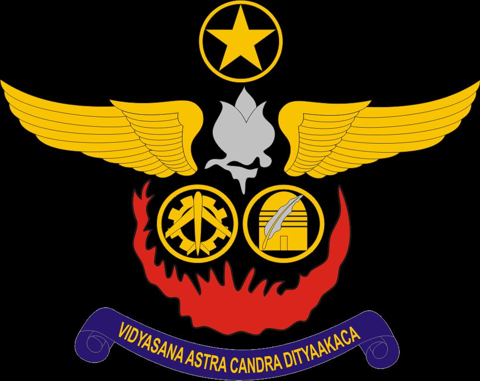 lambang komando pendidikan tni angkatan udara kodikau