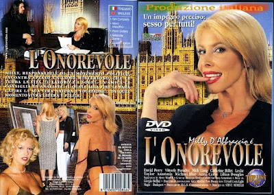<p>Title: L&#8217;Onorevole Year : 2002 Country : Italy Genre : Pron, Anal, Oral, DP Duration : 01:39:14 Directed by : Steve Morelli Studio : Top Line Video Cast : Milly D &#8216; Abbraccio, Nick Lang, Vittoria Paradisi, Leslie Taylor Quality: DVDRip Format: AVI Video : 384&#215;288 25.00fps 790Kbps Audio : MPEG Audio Layer 3 48000Hz [&hellip;]</p>