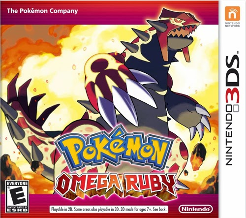 Pokemon Omega Ruby (USA)