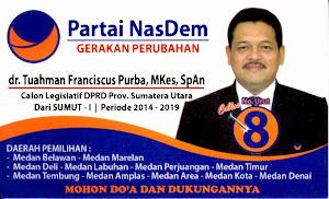 Dr.Tuahman Franciscus Purba, MKes,SpAn