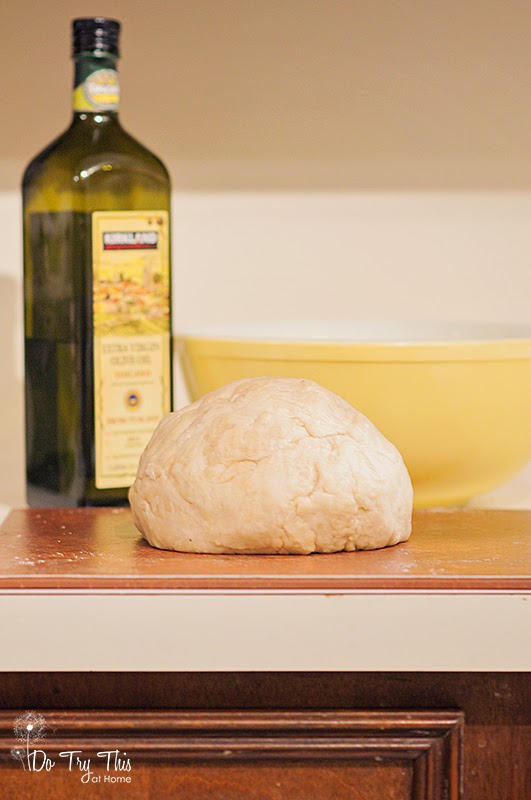 Tortilla Dough from Scratch: Do Try This at Home