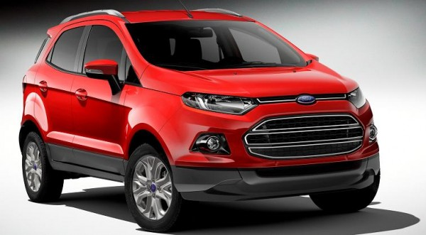Nueva Ford EcoSport Kinetic Design 2.0 Duratec ya a la venta