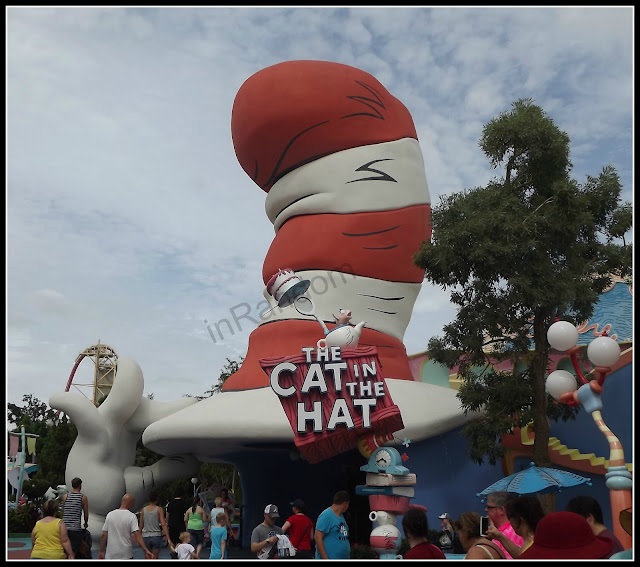 Cat and the Hat Play area