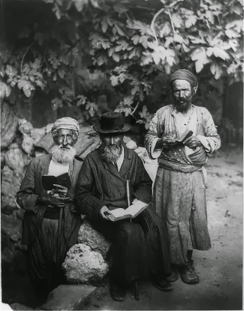 New Website: The Jews of Palestine <br>*** Photos from 1850 - 1940 ***