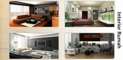 Aplikasi Desain Interior Rumah untuk Android