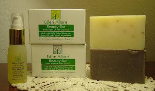Eden Allure Argan Oil and soaps. jpeg