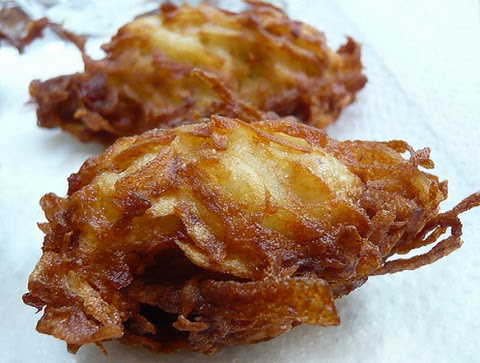 Fried bacon Hashbrowns