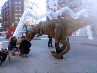 Dinosaurio Articulado