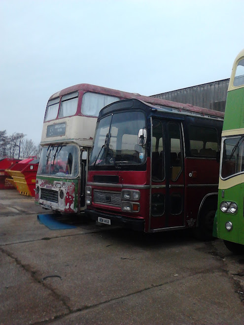 Old buses!