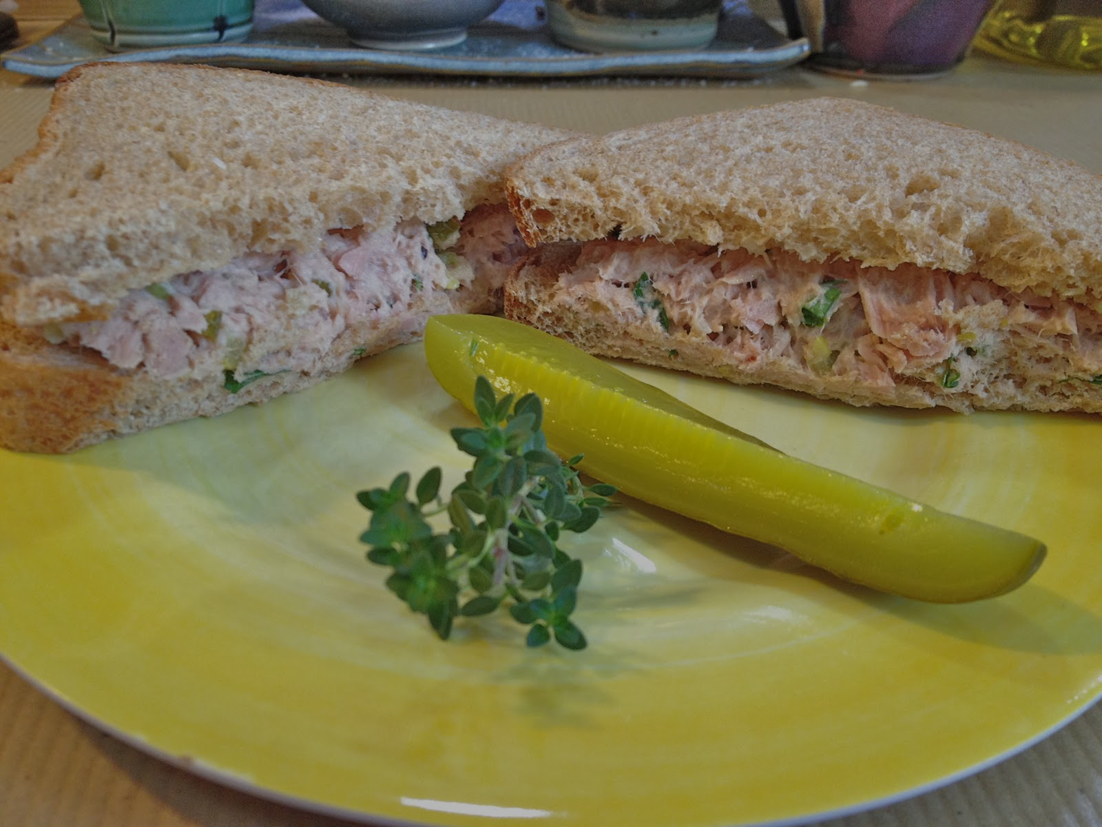 the art of the tuna salad sandwich a tuna salad sandwhich is a quick ...