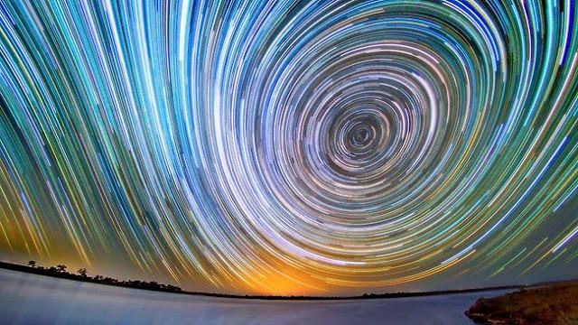 273993 lincoln harrison startrails صور مدهشة للنجوم في سماء استراليا ليلاً ''تقنية في التصوير فريدة من نوعها''