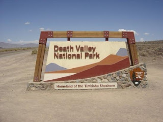 sign that read death valley
