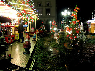Lüneburg Christmas train ride