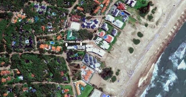 Terrazas de Cariló. Cerca del mar