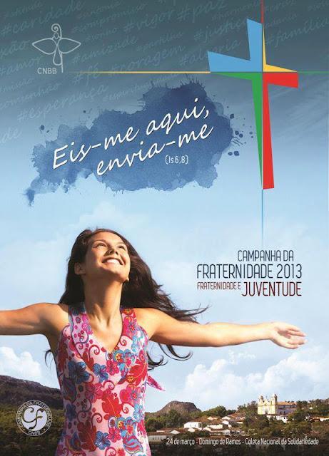 Cartaz da Campanha da Fraternidade 2012