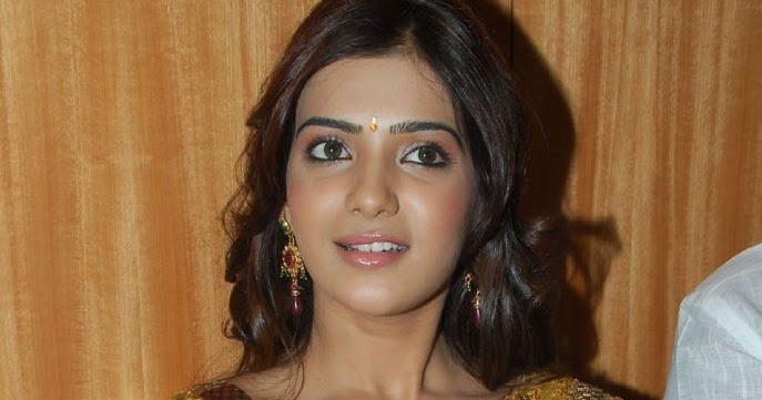 telugu cinema wallpapers samantha at south india mall launch