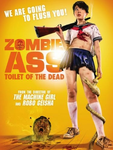 Download - Zombie Ass: Toilet of the Dead – DVDRip AVI + RMVB Legendado ( 2014 )