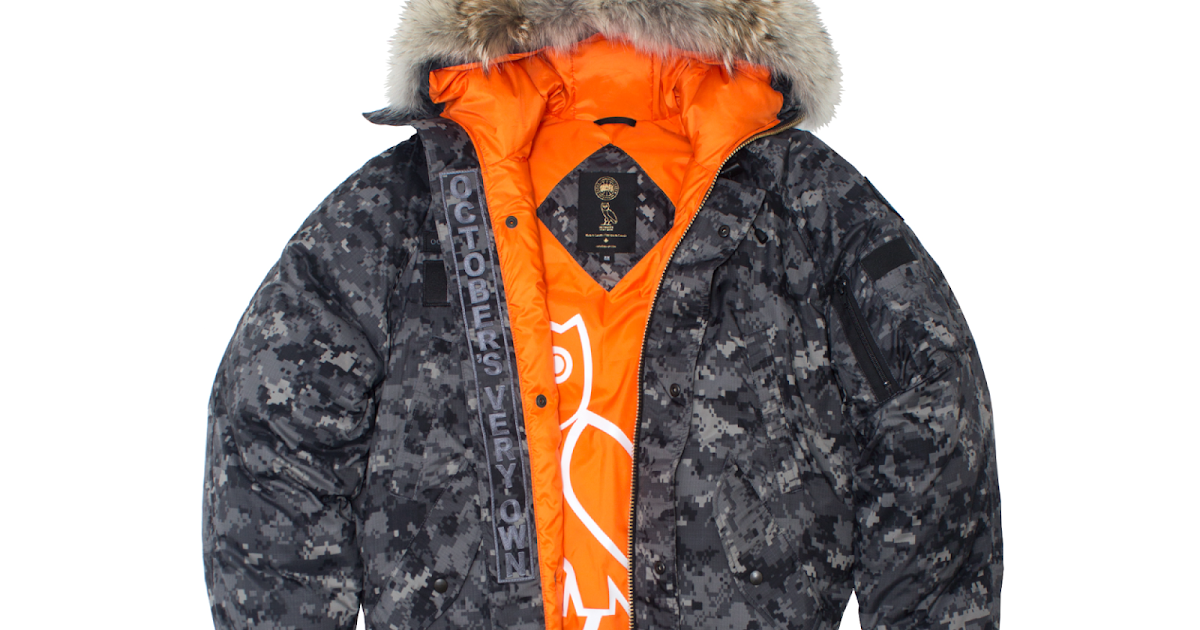 Canada Goose chilliwack parka online official - OCTOBERS VERY OWN: OCTOBER'S VERY OWN IN COLLABORATION WITH CANADA ...