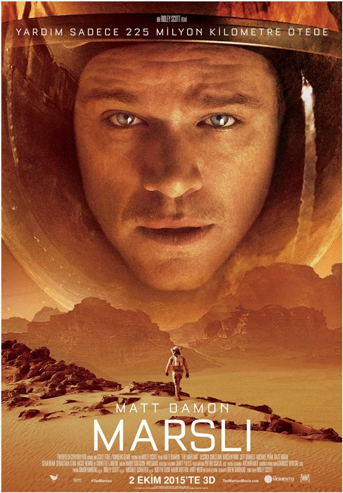 Marslı (2015) Mkv Film indir