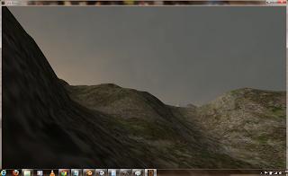 Screenshot 04 of the Cyka development demo (Cyka demo 01a)