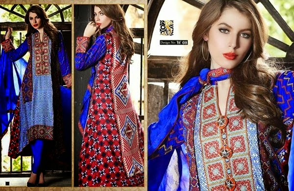 Shaista Cloth Midsummer Eid Dresses Collection
