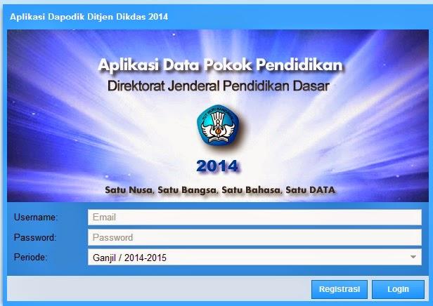 Download Aplikasi Dapodik V 3.0.1 Terbaru 2015