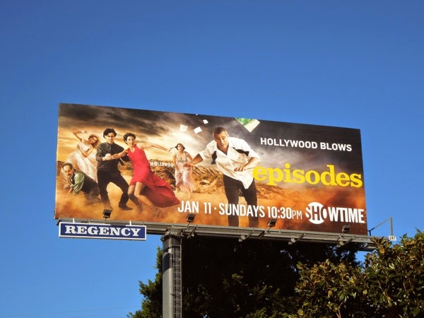Episodes season 4 Hollywood Blows billboard